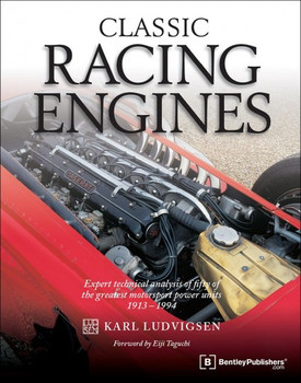 Classic Racing Engines (Karl Ludvigsen) - 2017 Reprint