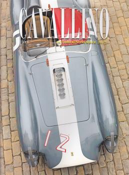 Cavallino The Journal Of Ferrari History Number 221 Oct / Nov 2017