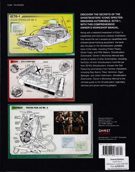 Ghostbusters Automobile Owner's Workshop Manual
