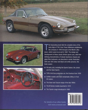 TVR The Trevor Wilkinson and Martin Lilley Years 1946 - 1982