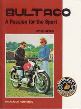 Bultaco - A Passion for the Sport