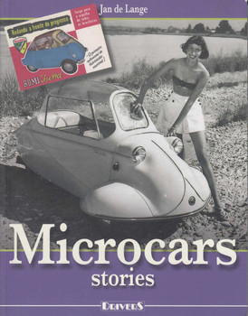 Microcars Stories (Jan de Lange) (9782952049184)