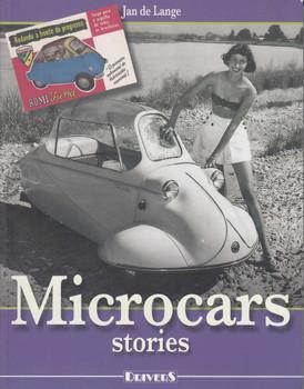 Microcars Stories (Jan de Lange) (9782952049184)