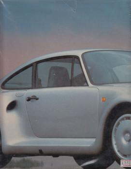 Porsche 959 (Stefano Pasini, Automobilia, English & Italian Text) (9788885058514)