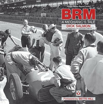 BRM - A mechanic's tale (Veloce Classic Reprint Series) (9781787112278)