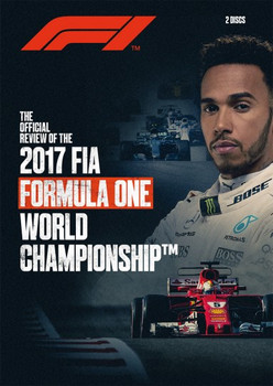 Formula One 2017 Official Review - F1 DVD