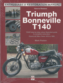 Triumph Bonneville T140 (Enthusiast's Restoration Manual)