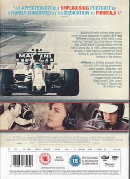 Williams (2017): DVD - Sir Frank & Claire, Formula 1 F1 Grand Prix