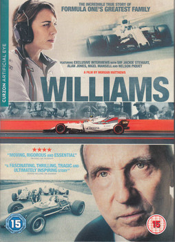 Williams (2017): DVD - Sir Frank & Claire, Formula 1 F1 Grand Prix