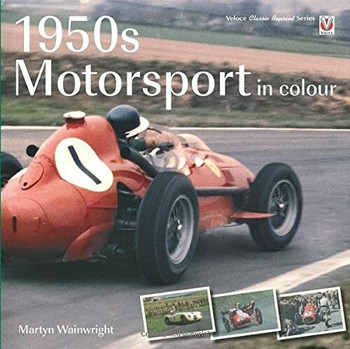 1950s Motorsport In Colour (paperback 2017) (9781787112490)