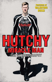 Hutchy Miracle man - The Autobiography (9781786062772)