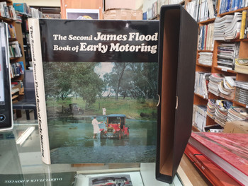 The Second James Flood Book of Early Motoring (in Slipcase)