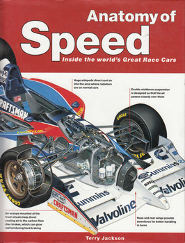Anatomy of Speed - Inside the Worlds Great Race Cars