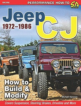 Jeep Cj 1972-1986 How to Build and Modify (Performance How-to)