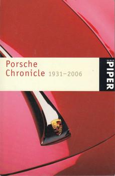 Porsche Chronicle 1931 - 2006