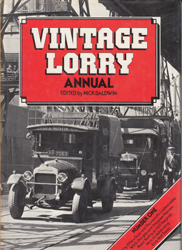 VINTAGE LORRY ANNUAL Number One