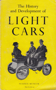The History and Development of Light Cars