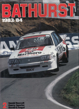 Bathurst 1983 / 84 by H. Hassall, G. Sparke, D. Segal