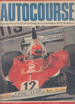 Autocourse 1975 - 1976 (No. 24) Grand Prix Annual