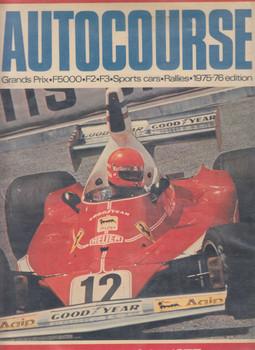 Autocourse 1975 - 1976 (No. 24) Grand Prix Annual