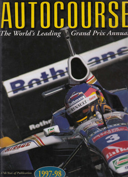 Autocourse 1997 - 1998 (No. 47) Grand Prix Annual