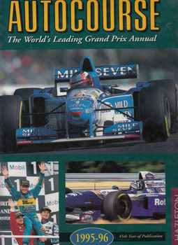 Autocourse 1995 - 1996 (No. 45) Grand Prix Annual