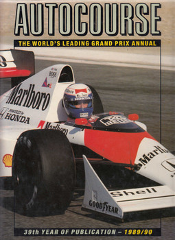 Autocourse 1989 - 1990 (No. 39) Grand Prix Annual