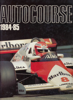 Autocourse 1984 - 1985 (No. 34) Grand Prix Annual