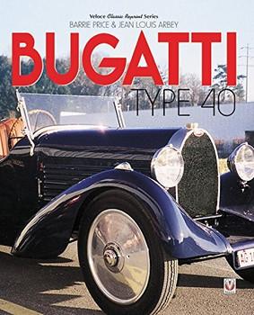 Bugatti Type 40 (Veloce Classic Reprint)