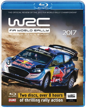 WRC FIA World Rally Championship 2017 Blu-Ray
