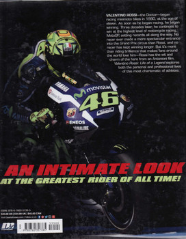 Valentino Rossi Life of a Legend by Michael Scott