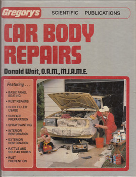 Car Body Reparis - Gregory's (Donald Wait)