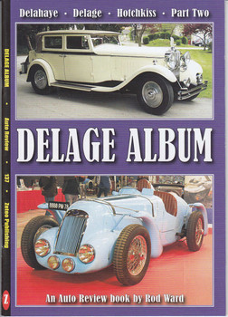 Delage Album Part Two (Auto Review Album Number 137)