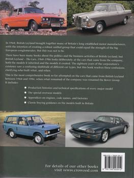 British Leyland The Cars, 1968 - 1986