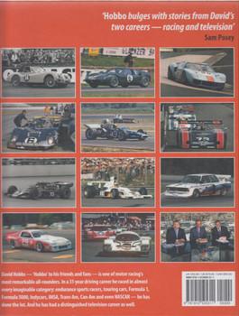 Hobbo, Motor Racer, Motor Mouth, The Autobiography of David Hobbs