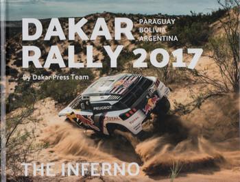 Dakar Rally 2017 (9789402601879)