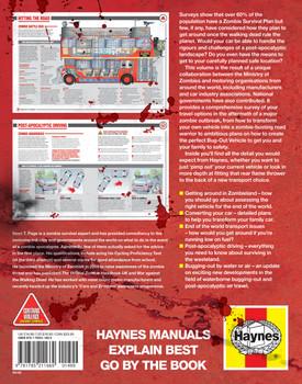 Zombie Survival Transport Haynes Owners' Apocalypse Workshop Manual