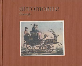 Automobile Quarterly Vol 5 No 3