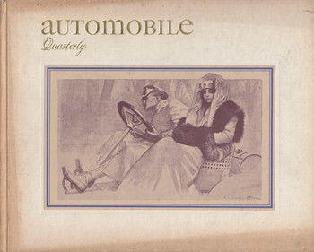 Automobile Quarterly Vol 3 No 4