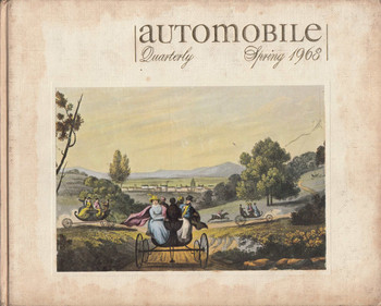 Automobile Quarterly Vol 2 No 1