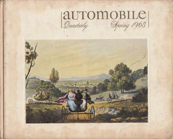 Automobile Quarterly Vol 2 No 1