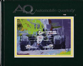 Automobile Quarterly Vol 44 No 1