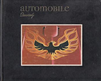 Automobile Quarterly Vol 15 No 3
