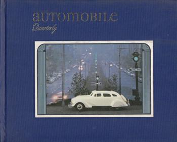 Automobile Quarterly Vol 17 No 4