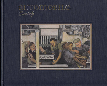Automobile Quarterly Vol 23 No 2