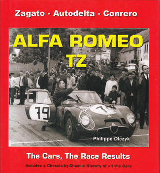 Alfa Romeo TZ - The Cars, The Race Results