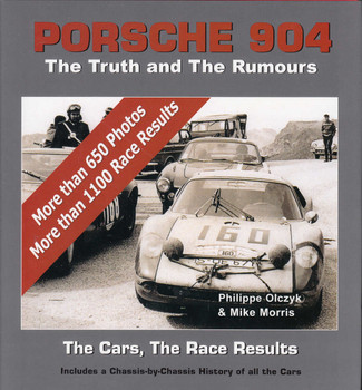 Porsche 904 - The Truth And The Rumours