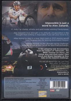 No Limits (60 Mins) DVD - Impossible is just a Word to Alex Zanardi