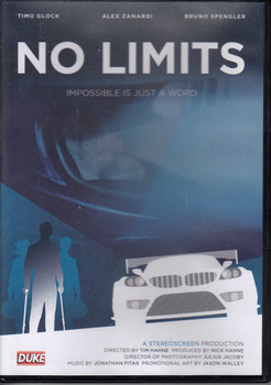 No Limits (60 Mins) DVD - Impossible is just a Word to Alex Zanardi