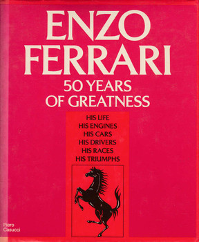 Enzo Ferrari - 50 Years of Greatness